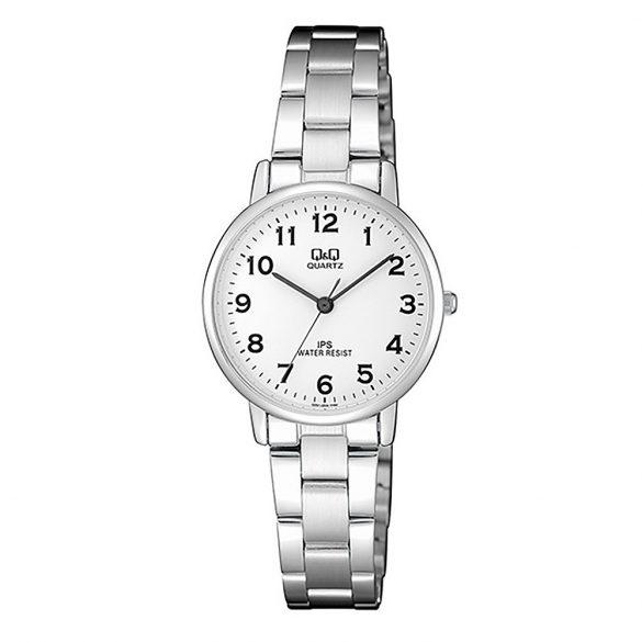 Q&Q női ékszeróra, quartz, ezüst színű, QZ01J204Y