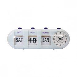 Tiko Time lapozós quartz asztali óra